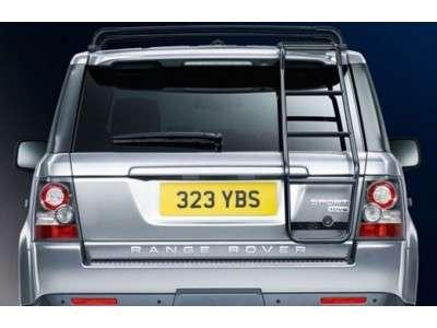 Echelles arrière Range Rover Sport