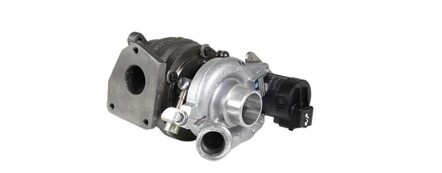 Turbos Moteur Discovery 3