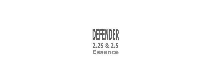 Moteur 2,25 & 2.5 essence Defender