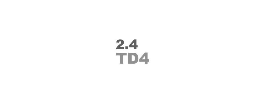 Moteur 2.4 TD4 Defender