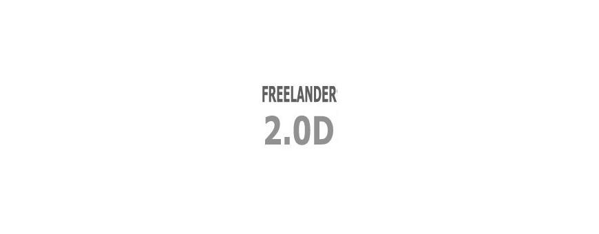 Moteur Freelander 2.0 TCIE