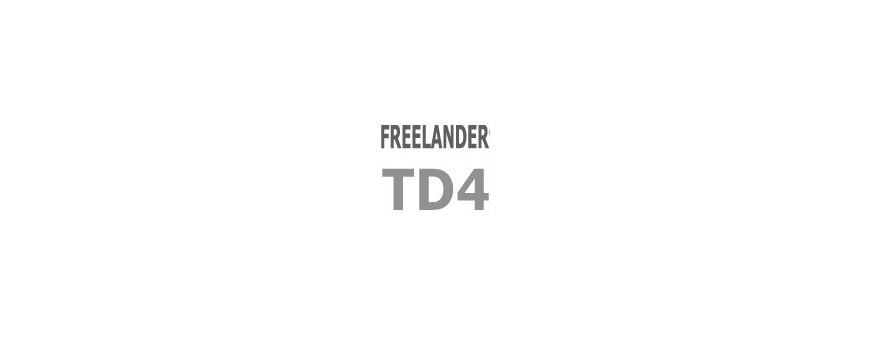 Moteur Freelander TD4