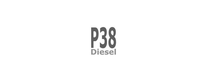 Moteur Range Rover P38 2.5 TD