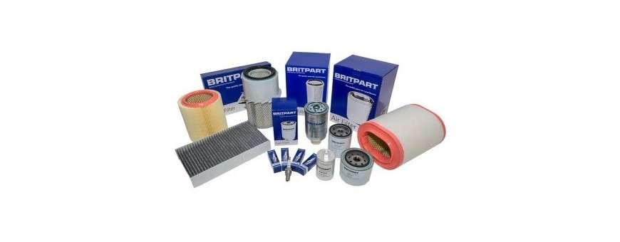 Kits filtration Range Rover L322 Britpart