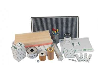 Kits filtration Defender Land Rover
