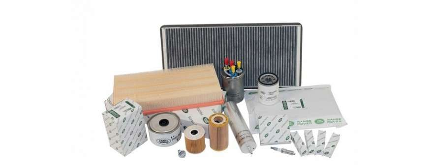 Kits filtration Range Rover L322 Land Rover