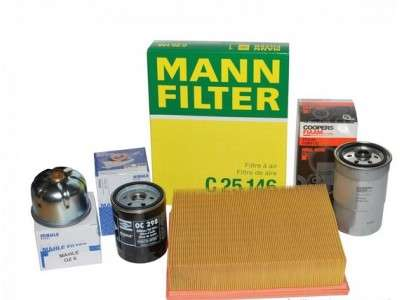 Kits filtration Range Rover P38 OEM