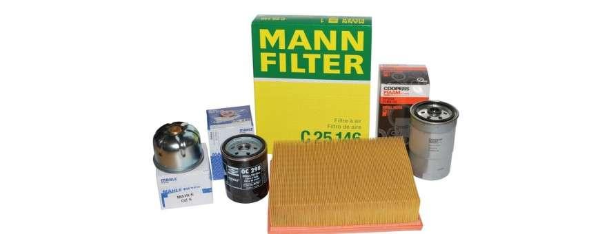 Filtration L322 et Range Sport