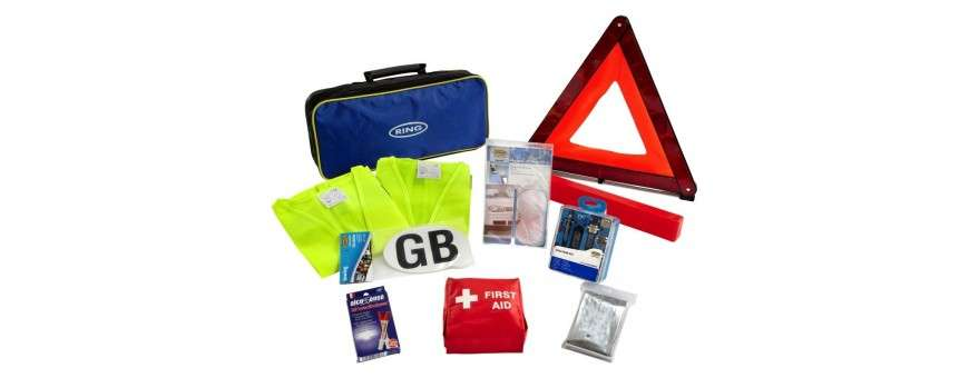 Equipements d'urgence