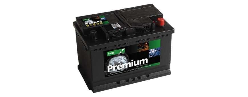 Batterie classique