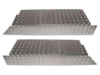 Coffres Protections aluminium