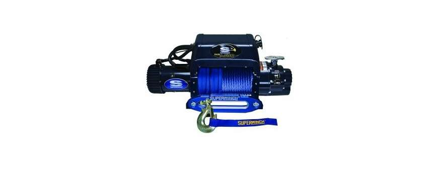 Treuils SuperWINCH