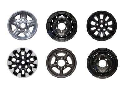 Wheel - Rims - Nuts