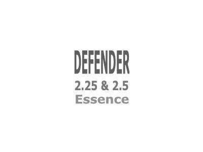 Durites Refroidissement Defender 2.25 & 2.5 essence