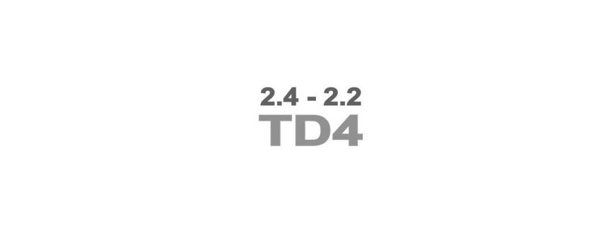 Durites Refroidissement Defender 2.4 TD4