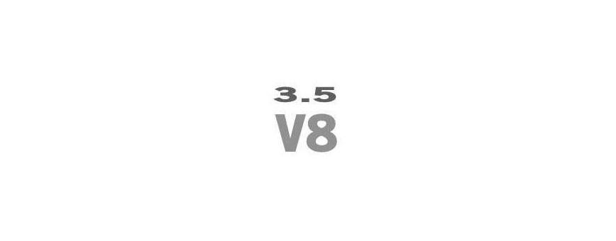 Durites Refroidissement Defender 3.5 V8