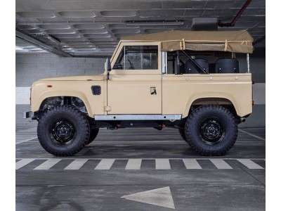Baches Defender