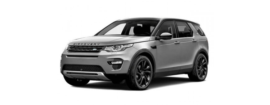 Attelages Discovery Sport