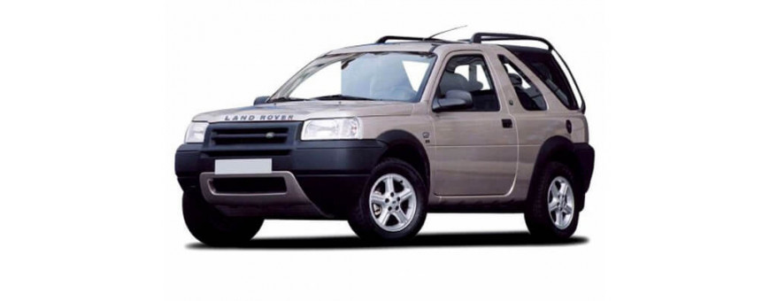 Attelages Freelander 1