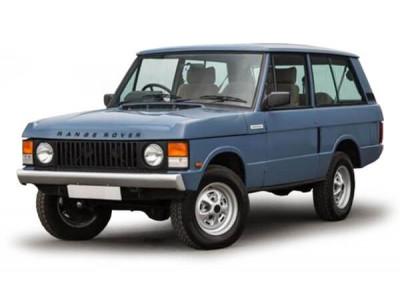 Attelages Range Rover Classic