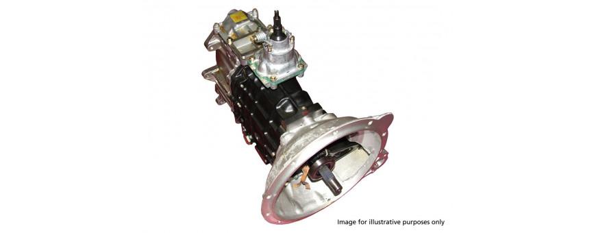 Boite de vitesse complète LT77