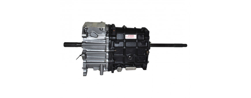 Boite de vitesse complète R380