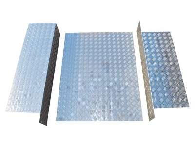 Protections aluminium