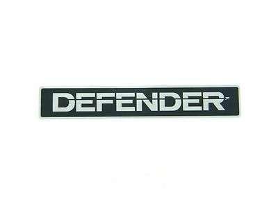Autocollants Defender